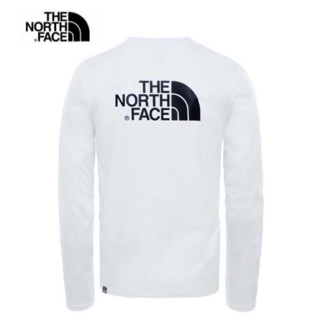 THE NORTH FACE(ザノースフェイス)のThe North Face Easy Tee ノースフェイス ロング Tシャツ メンズのトップス(Tシャツ/カットソー(七分/長袖))の商品写真