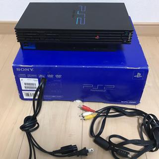 プレイステーション2(PlayStation2)の【ジャンク品】PlayStation2 本体 SCPH-30000(家庭用ゲーム機本体)