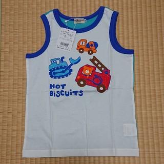 ホットビスケッツ(HOT BISCUITS)のホットビスケッツ タンクトップ 120(Tシャツ/カットソー)