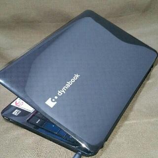 東芝 - 高スペック/爆速4コア i7/高速SSD/ノートパソコン/最新Windows10