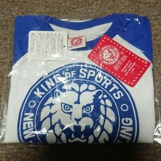 【新品】新日本プロレス キッズTシャツ 100(格闘技/プロレス)