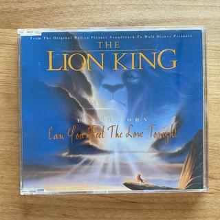 ディズニー(Disney)のディズニー ライオンキング CD シングル(アニメ)