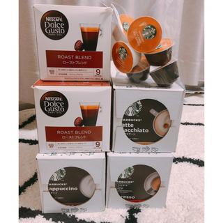 スターバックスコーヒー(Starbucks Coffee)のネスカフェ ドルチェ スタバ 11箱セット(コーヒー)