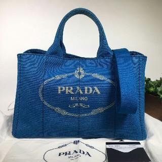 PRADA - 美品PRADA プラダ カナパ 2WAY