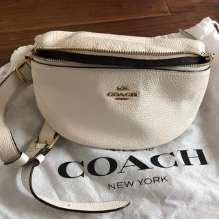 COACH - 【美品】coach コーチ ウエストポーチ