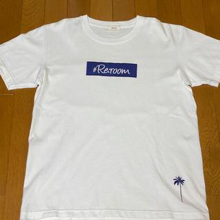 ロンハーマン(Ron Herman)のリルーム ボックスロゴTシャツ(Tシャツ/カットソー(半袖/袖なし))