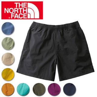 ザノースフェイス(THE NORTH FACE)の美品 ノースフェイス バーサタイルショーツ ブラック(ショートパンツ)