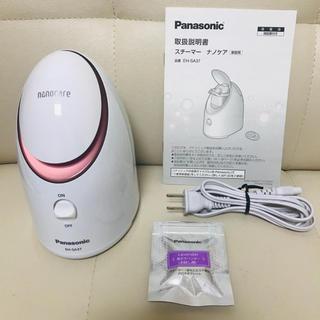 Panasonic - 【翌日発送◎】Panasonic EH-SA37  スチーマー ナノケア 美顔器
