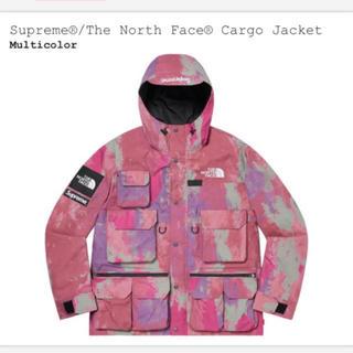 シュプリーム(Supreme)のsupreme north face jacket multicolor L(ブルゾン)