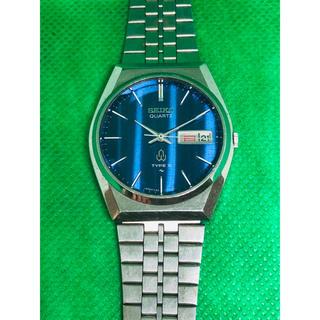 SEIKO TYPEⅡ 7123-7010 セイコー 腕時計 作動確認済み
