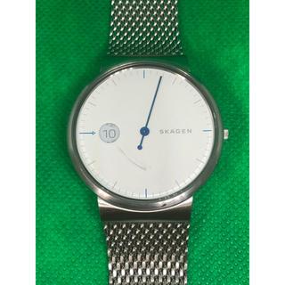 スカーゲン(SKAGEN)のSKAGEN SKW6193 スカーゲン 腕時計 作動確認済み(腕時計(アナログ))