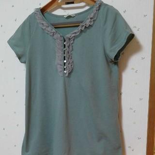 アデュートリステス(ADIEU TRISTESSE)のTシャツ(Tシャツ(半袖/袖なし))