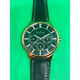 SKAGEN - skagen スカーゲン 331XLRLD 腕時計 作動確認済み