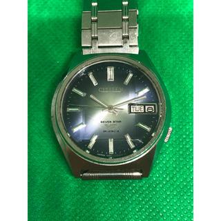 CITIZEN - シチズン CITIZEN SEVEN STAR V2 自動巻き 腕時計 確認済み