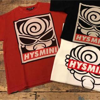 HYSTERIC MINI - ヒステリック ミニ ボクスシャズ 黒 120cm