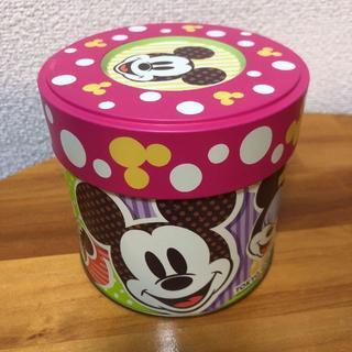 ディズニー(Disney)の東京ディズニーランド お菓子 空き缶(その他)