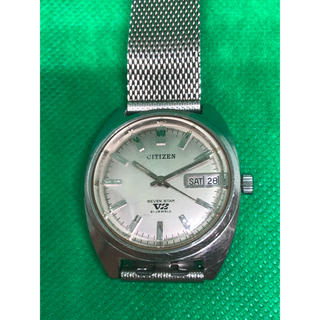 CITIZEN - レア シチズン CITIZEN SEVEN STAR V2 自動巻き 腕時計