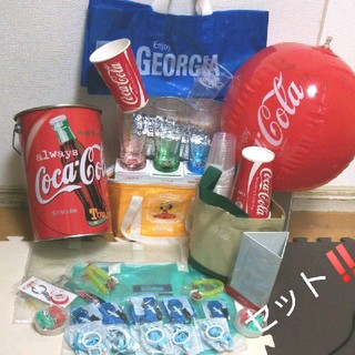 コカコーラ(コカ・コーラ)の✨コカ・コーラ お宝缶詰め✨(ノベルティグッズ)