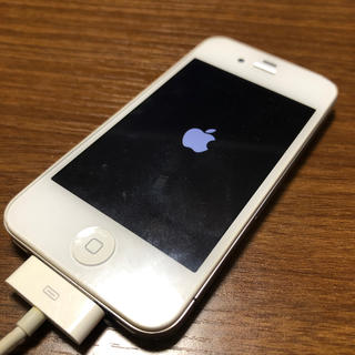 Apple - iPhone 4 ホワイト A1332