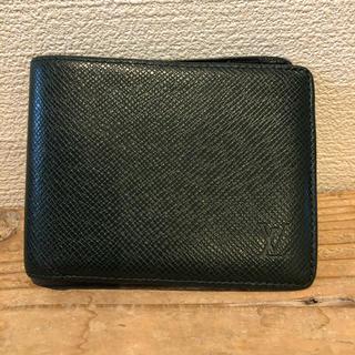 LOUIS VUITTON - ■ LOUIS VUITTON タイガ エピセア 二つ折り財布