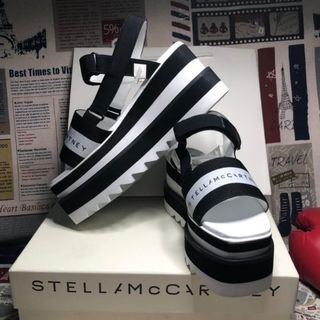Stella McCartney - Stella McCartney ステラマッカートニー サンダル   厚底