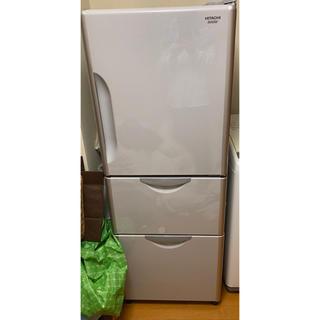 日立 - 日立最上段まで使いやすい、コンパクト冷蔵庫265LR-S270DMV