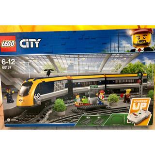 Lego - 新品未開封 レゴ シティ ハイスピード・トレイン 60197