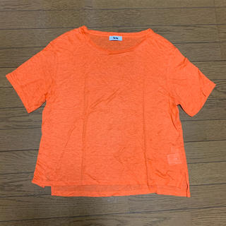 アクネ(ACNE)のAcne☆シアーTシャツ(Tシャツ(半袖/袖なし))