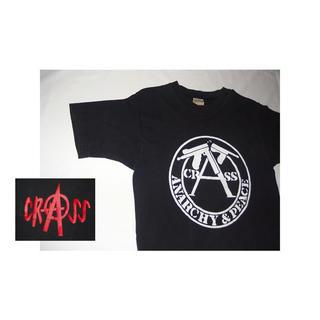 アンダーカバー(UNDERCOVER)の▪️80's【CRASS】VINTAGE TEE(Tシャツ(半袖/袖なし))