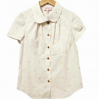 ヴィヴィアンウエストウッド(Vivienne Westwood)のオーブ シャツ(シャツ/ブラウス(半袖/袖なし))