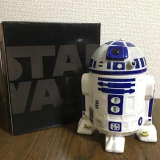 Disney - 新品未使用 スターウォーズ R2-D2 3Dマグカップ