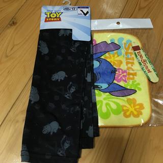 ディズニー(Disney)のトイストーリーアームカバー(手袋)