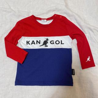 カンゴール(KANGOL)の長袖トップス(Tシャツ/カットソー)