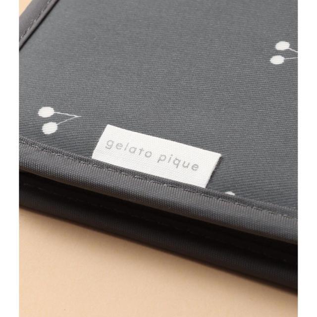 gelato pique(ジェラートピケ)の『ジェラートピケ』母子手帳ケース チェリー柄 キッズ/ベビー/マタニティのマタニティ(母子手帳ケース)の商品写真
