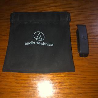 オーディオテクニカ(audio-technica)のaudio-technica イヤホンケース コードホルダー(ヘッドフォン/イヤフォン)
