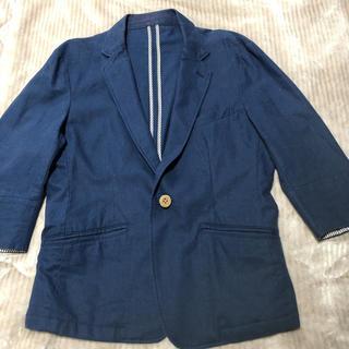 メンズ サマージャケット(スーツジャケット)