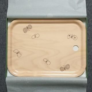 ミナペルホネン(mina perhonen)のミナペルホネン mina perhonen トレイ choucho ちょうちょ (収納/キッチン雑貨)