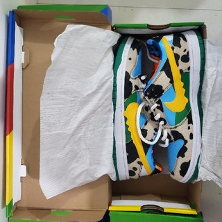 NIKE - 28cm Nike SB Dunk Low Ben Jerry's