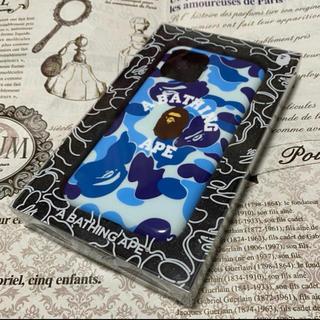 アベイシングエイプ(A BATHING APE)のBAPE♡iPhone11proケース(iPhoneケース)