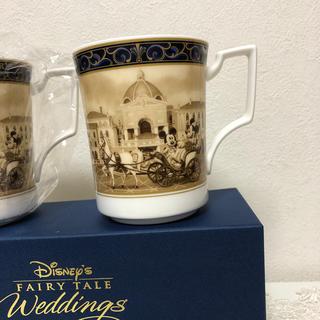 Disney - ミラコスタ マグカップ 2個 ディズニー