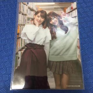 エイチケーティーフォーティーエイト(HKT48)のHKT48 指原莉乃 宮脇咲良 特典 生写真 AKB48(アイドルグッズ)