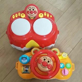 アンパンマン - まとめうり アンパンマン マジカルボンゴ メロディハンドル おもちゃ