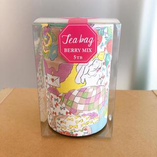 アフタヌーンティー(AfternoonTea)のアフタヌーンティー 北澤平祐 コラボギフト紅茶缶(茶)