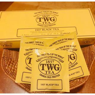 【TWG/高級紅茶】1837Black tea/ブラックティー♪☆お試しセット☆