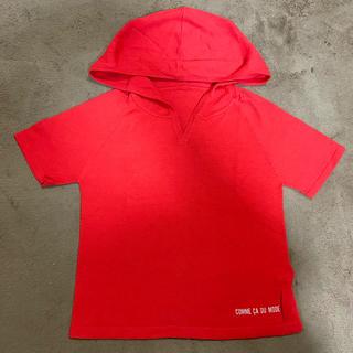 コムサイズム(COMME CA ISM)の(156)コムサ 半袖 120(Tシャツ/カットソー)