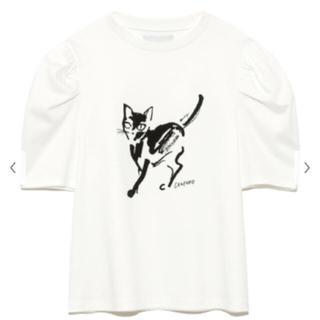 snidel - 正規品🌷新作新品🍀セルフォード コラボプリントTシャツ