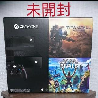 エックスボックス(Xbox)の[新品・未開封]  Xbox (Day one エディション)(家庭用ゲーム機本体)