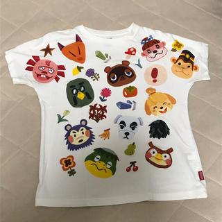UNIQLO - どうぶつの森150cmTシャツ
