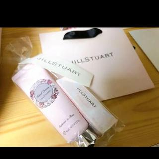 JILLSTUART - 【新品未使用】JILL STUART ハンドクリーム&オイルバーム