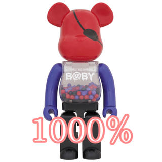 MY FIRST BE@RBRICK B@BY SECRET Ver.1000%